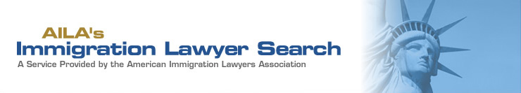 AILA's Immigration Lawyer Search